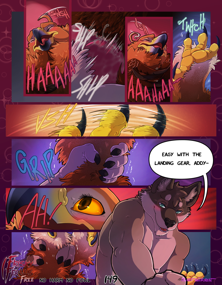 no no fowl ferals - harm frisky Night in the woods porn
