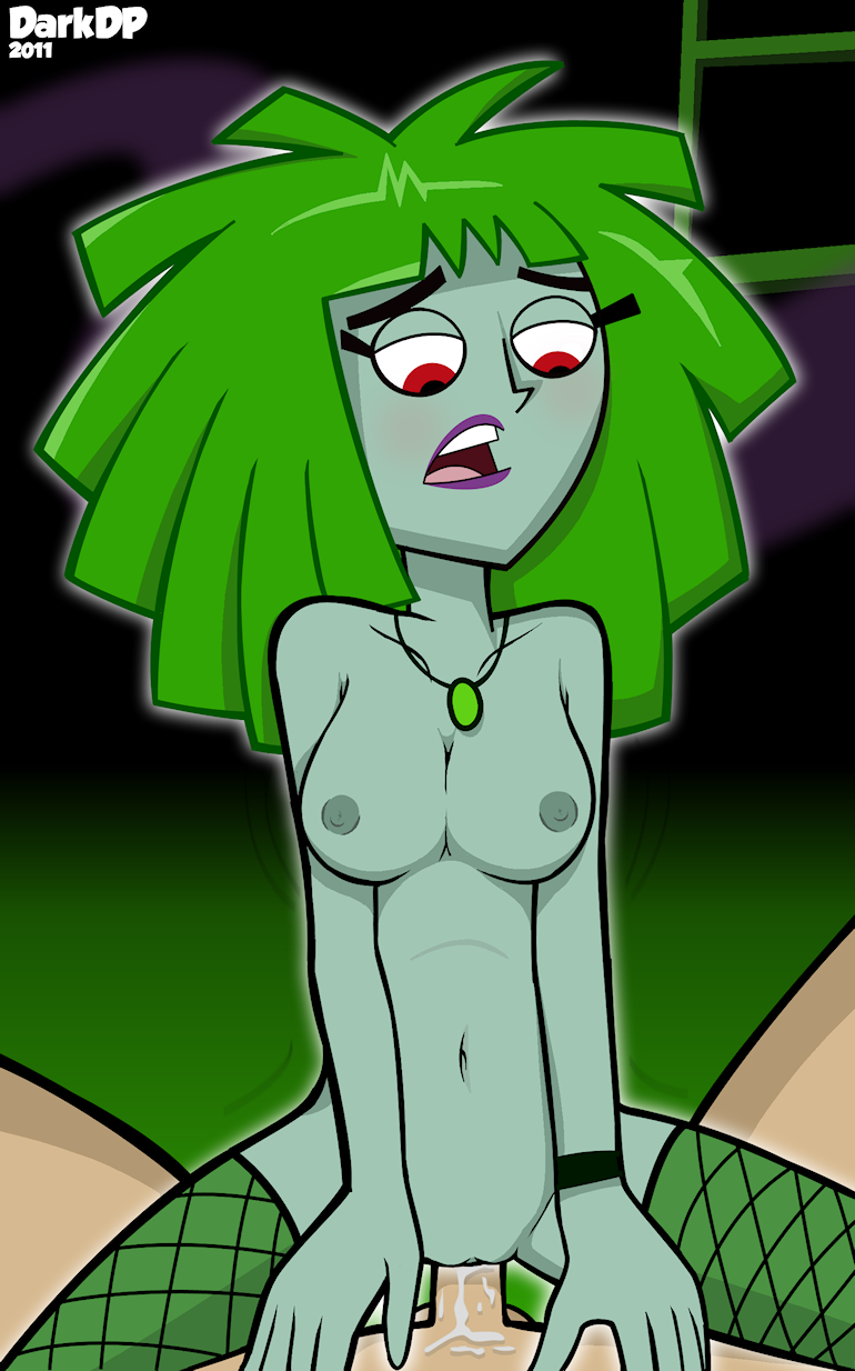 oddparents danny fairly crossover phantom Two face sugar and spice