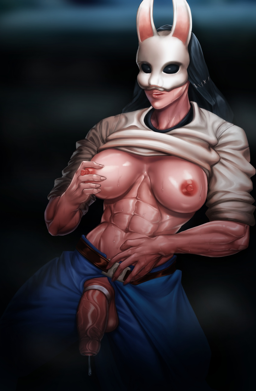 by the killer dead daylight jeff Bayonetta devil may cry crossover