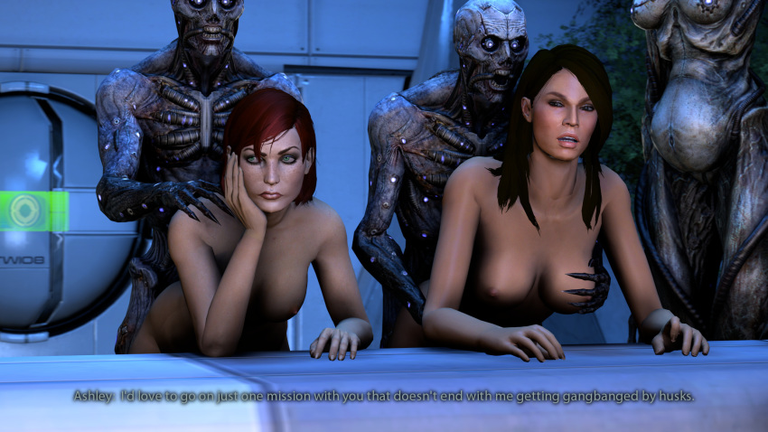 mass animated effect Black alice monster girl quest