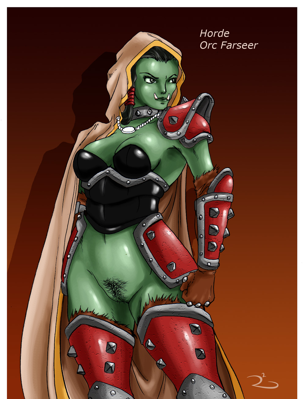 world of orc warcraft female The walrus and the hedgehog